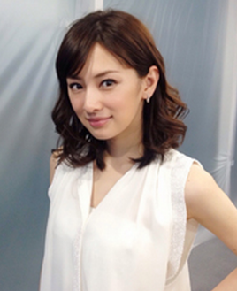 北川景子の髪型がお手本!